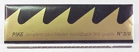 SWISS PIKE SAW BLADES # 4/0