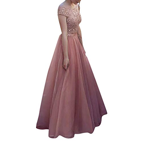 Sttech1-Women Clothes Women'S Pink Dresses