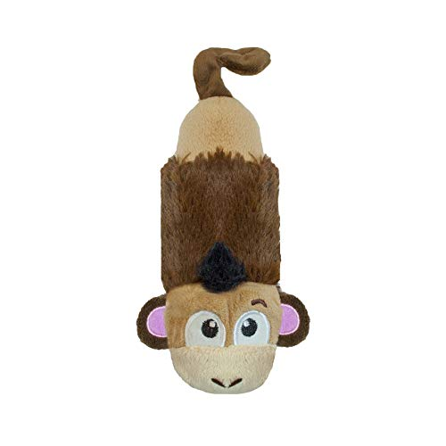 Petstages Just For Fun LiL Squeak Monkey Toy for Small Dogs