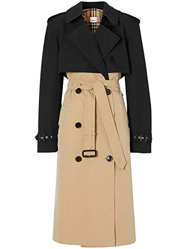 BURBERRY Luxury Fashion Femme 8022637 Multicolore Trench Coat |