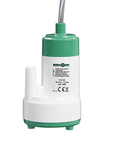 BRUNNER Aquatic pompa acqua ad immersione 18 L
