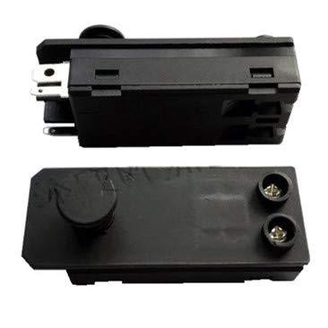 MQEIANG Reemplazo del Interruptor AC 220V / 240V para Bosch GSH11E GBH11DE GSH 11E GBH 11DE Demolición Piezas de Repuesto de Martillo Giratorio