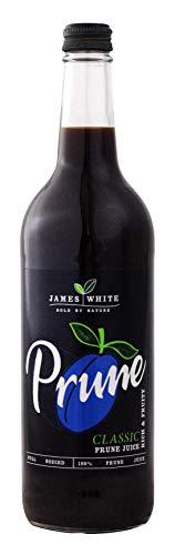 James White Prune juice | 750ml | (6 Bottles)