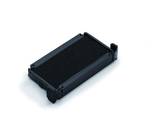 Trodat Ersatzkissen 6/4911C für Wäschestempel Printy 4911 und Deine Dinge Stempel, Farbe Schwarz, 2er-Pack