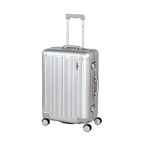 Hardware Profile Plus Alu 4-Rollen-Trolley 65 cm Silver