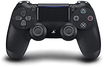 Controle joystick PS4 sem fio primeira linha - bluetooth, função de vibração dupla, conector de áudio para PS4 - Várias co...