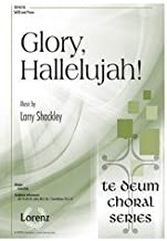 Glory Hallelujah - SATB, Piano - Sheet Music