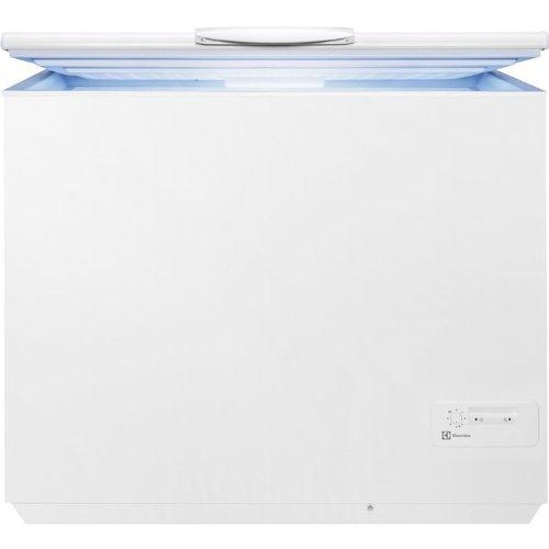 Electrolux EC3200AOW2 Independiente Baúl 300L A+ Blanco - Congelador (Baúl, 300 L, 17 kg/24h,...