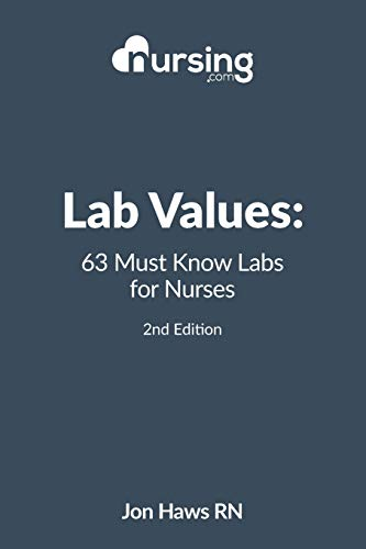 Lab Values 63 Must Know Labs For Nurses