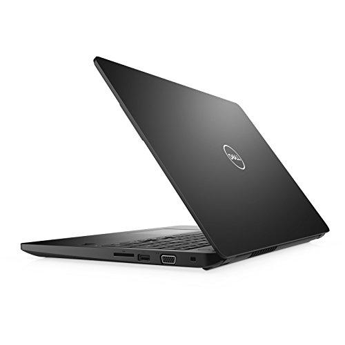 Dell Latitude 3580 Intel Core i3-6006U X2 2GHz 4GB 500GB 15.6 inches Win10, Black (Renewed)