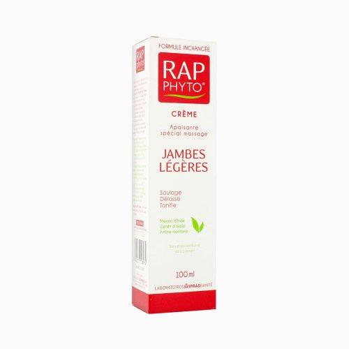Crème Jambes Légères 100ml Rap Phyto