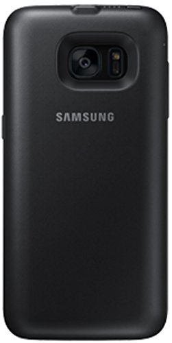 Samsung Backpack - Funda para Samsung Galaxy S7 Edge, color Negro