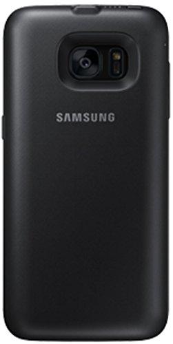 Samsung Back Pack für Galaxy S7 edge, schwarz