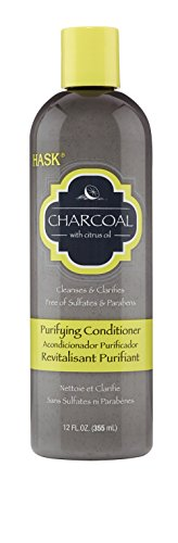 HASK Charcoal Purifying Conditioner, 355 ml
