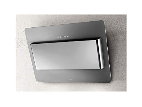 Elica Belt Wall Kitchen Hood PRF0033852A-Satin Steel-Wall 80cm