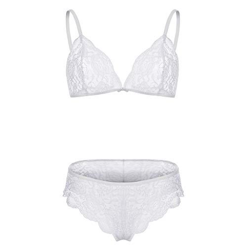 Obestseller Erotik Reizvolle Strapsen Reizwäsche Corsage Lingerie Unterwäsche Push up BH + Panty Bustier für Damen
