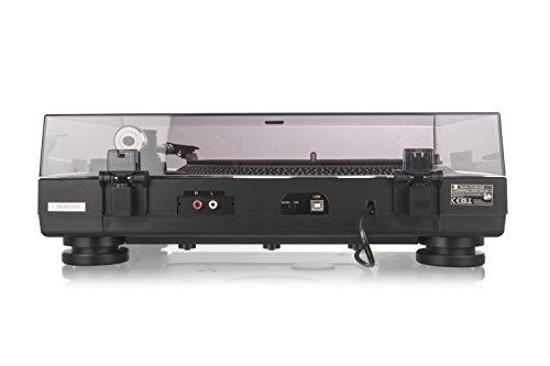 Dual DT 250 Tourne-disques USB (33/45 Tours/Min, système à Cellule magnétique, connecteur USB,...