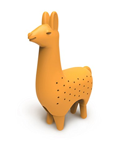 Fred Silicone Infuser COMO TEA LLAMA, Assorted