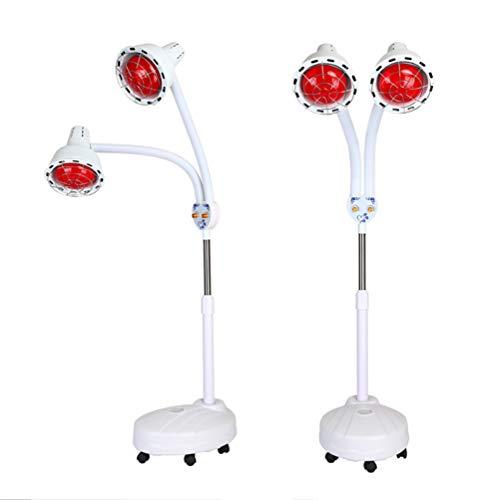 Infrarotlampe Wärmelampe,Infrarotlampe Zur Tiefenwirksamen Behandlung Von Muskelschmerzen
