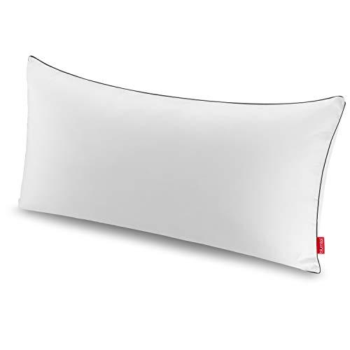 Blumtal Kopfkissen 40x80 cm - Kissen, Schlafkissen, 450g anpassbare Füllung, 100% Mikrofaser, 1er-Set