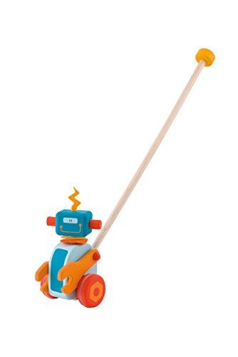 Sevi - 82895 - Jouet À Tirer/Pousser - Robot