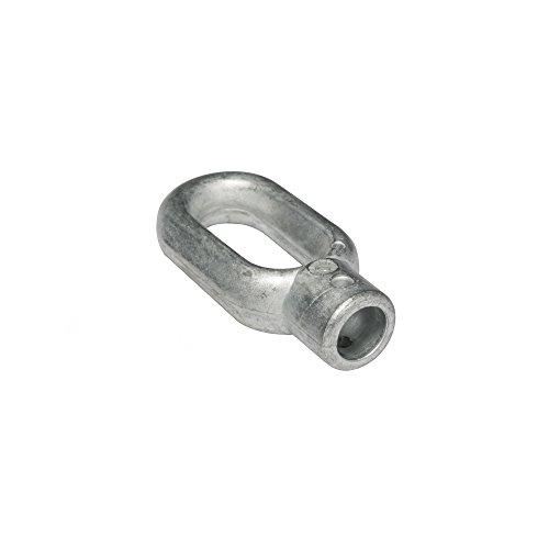 jarolift Markisen-Kurbelöse aus Zinkdruckguss/Bohrung 12 mm