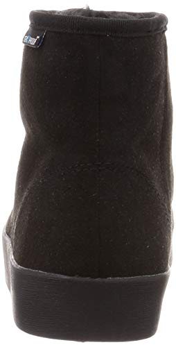 [ザノースフェイス]ブーツウインターキャンプブーティIVショートTNFブラック27cm
