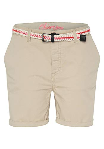 Chiemsee Damen Shorts, Oxford Tan, 42