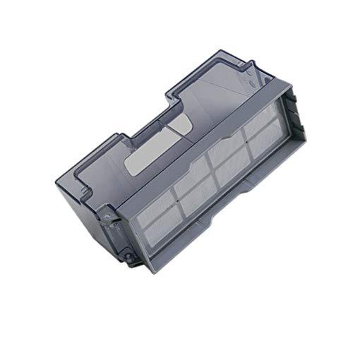 HNTYY Piezas de Repuesto del Filtro de Polvo del Limpiador de vacío Ajuste para evacacs deebot ozmo 930 DG3G Reemplazo del Aspirador del Robot Piezas de aspiradora (Color : Fit For Ozmo 930)