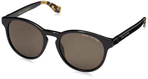 Marc Jacobs Marc 351/S IR Gafas, BLACK/GY GREY, 52 Adultos...