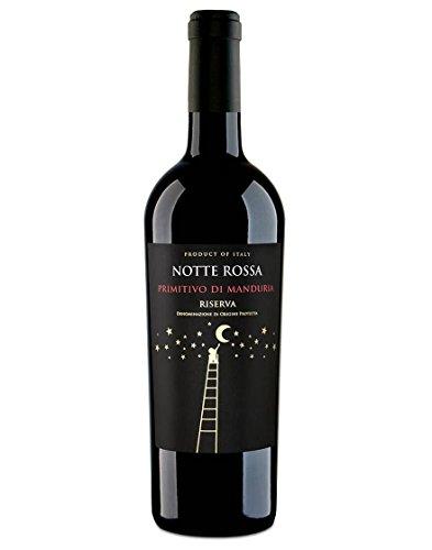 Primitivo di Manduria Riserva DOC Notte Rossa 2017 0,75 L