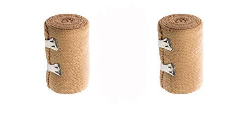 Elastikbandage Bandage Sportbandage Stützbandage Sportbinde (2)