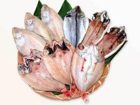 島根県特産品 海産物 浜田三昧 人気の高級魚のどぐろが入った干物セット
