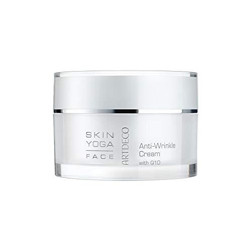ARTDECO Anti-Wrinkle Cream With Q10, Anti-Falten Gesichtscreme mit Q10, 50 ml