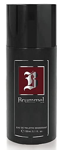 Brummel, Classics, Desodorante Spray, Para Hombre,150 ml