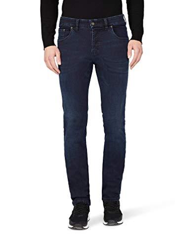 Atelier GARDEUR Herren Bill Straight Jeans, Blau (Dunkelblau 169), W38/L30 (Herstellergröße:38/30)