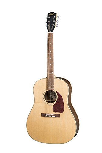 Gibson Acoustic 6 String J-15, Right Handed, Antique Natural, Round Shoulder (RS15ANNH8)