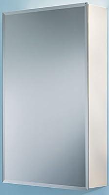 Jensen Single-Door Surface Mounted Medicine Cabinet