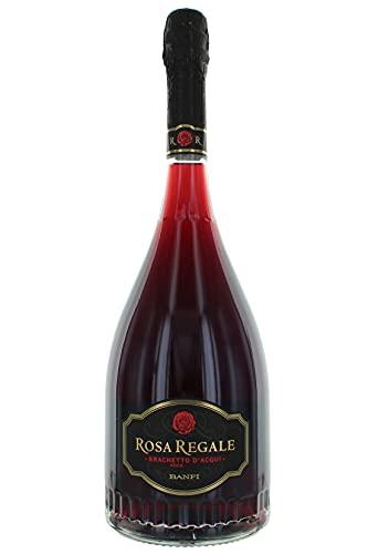 Brachetto Rosa Regale Magnum Banfi Cl 150 In Astuccio