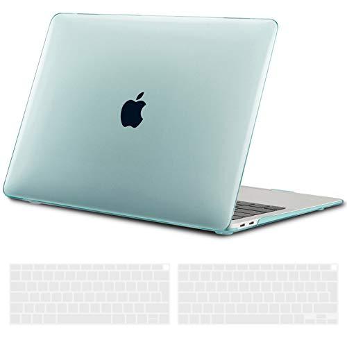TECOOL Funda para 2020 2019 2018 MacBook Air 13 Pulgadas A2179 / A1932, Cubierta de Plástico Dura Case Carcasa con Tapa del...