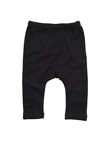 Babybugz Pantalon bébé Fille Leggings en Coton Extensible Doux