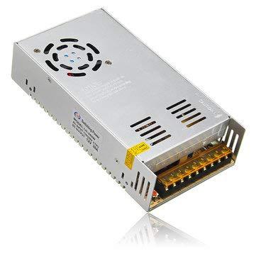 WZhen Controlador De Fuente De Alimentación De Conmutación AC 110V/220V A DC 12V 30A 360W Transformador para Led Strip Light Cod