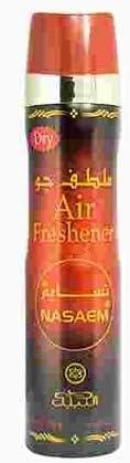 2020A/W新作送料無料 Nasaem Air 安心と信頼 Freshener by Nabeel 6 300ml - pack