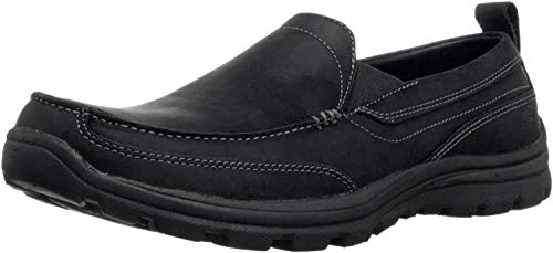 Skechers Men's Relaxed Fit Memory Foam Superior Gains...