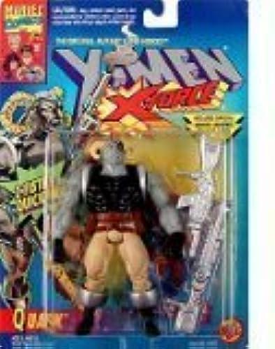 autentico en linea Quark Action Figure - X-Men   X-Force X-Force X-Force Series - 2 Fisted Quick Draw - Trading Card - Toy Biz - Marvel - Limited Edition - Collectible by Toy Biz  estilo clásico