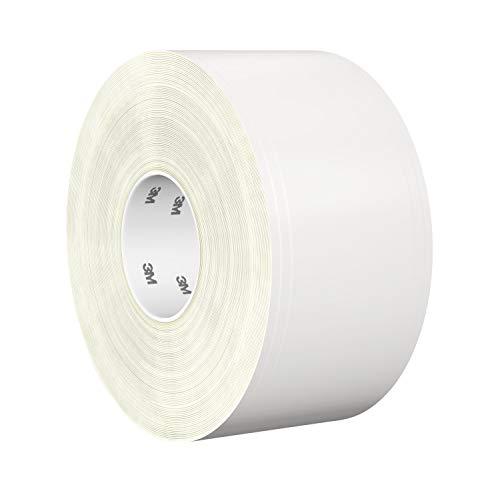 3M ラインテープ 高耐久・高強度ラインマーカー 971 白 101.6mm x 32.9m 971 WHI 101X32