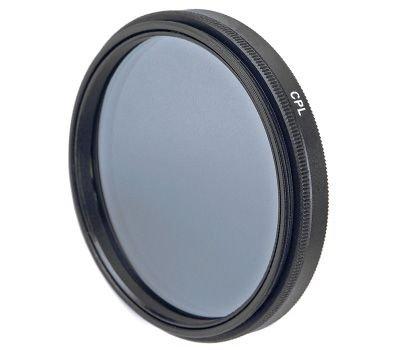 CPL Digital Zirkular Polfilter 58mm - Circular Pol Filter - CPL-Filter -
