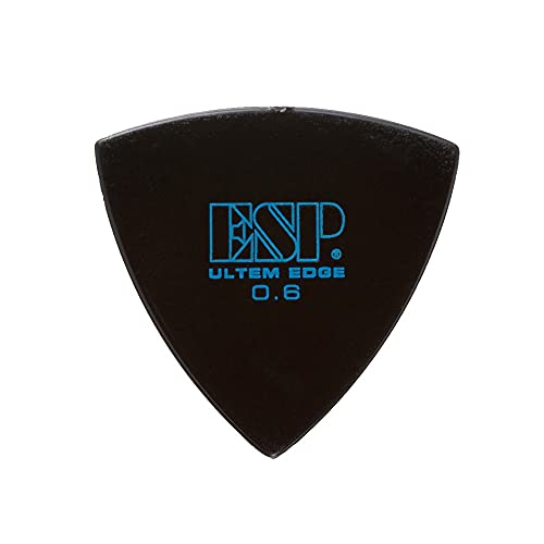 ESP PD-UE06 ULTEM EDGE 0.6mm ギターピック×10枚