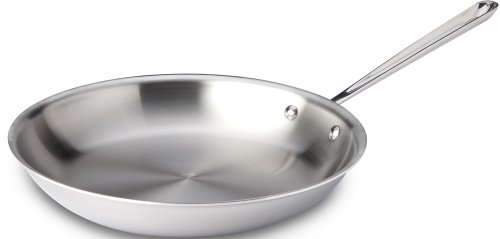All-Clad 12-inch Stainless Steel Fry Pan
