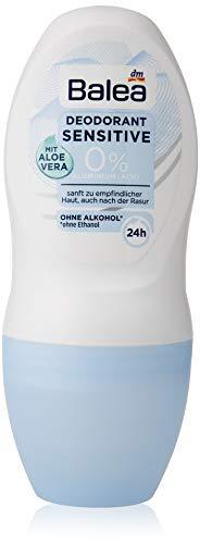 Balea Deo Roll On Deodorant Sensitive, 2er Pack(2 x 50 ml)